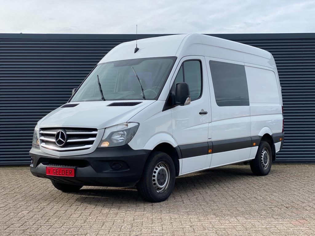 Mercedes-Benz Sprinter occasion - Van Gelder Bedrijfswagens