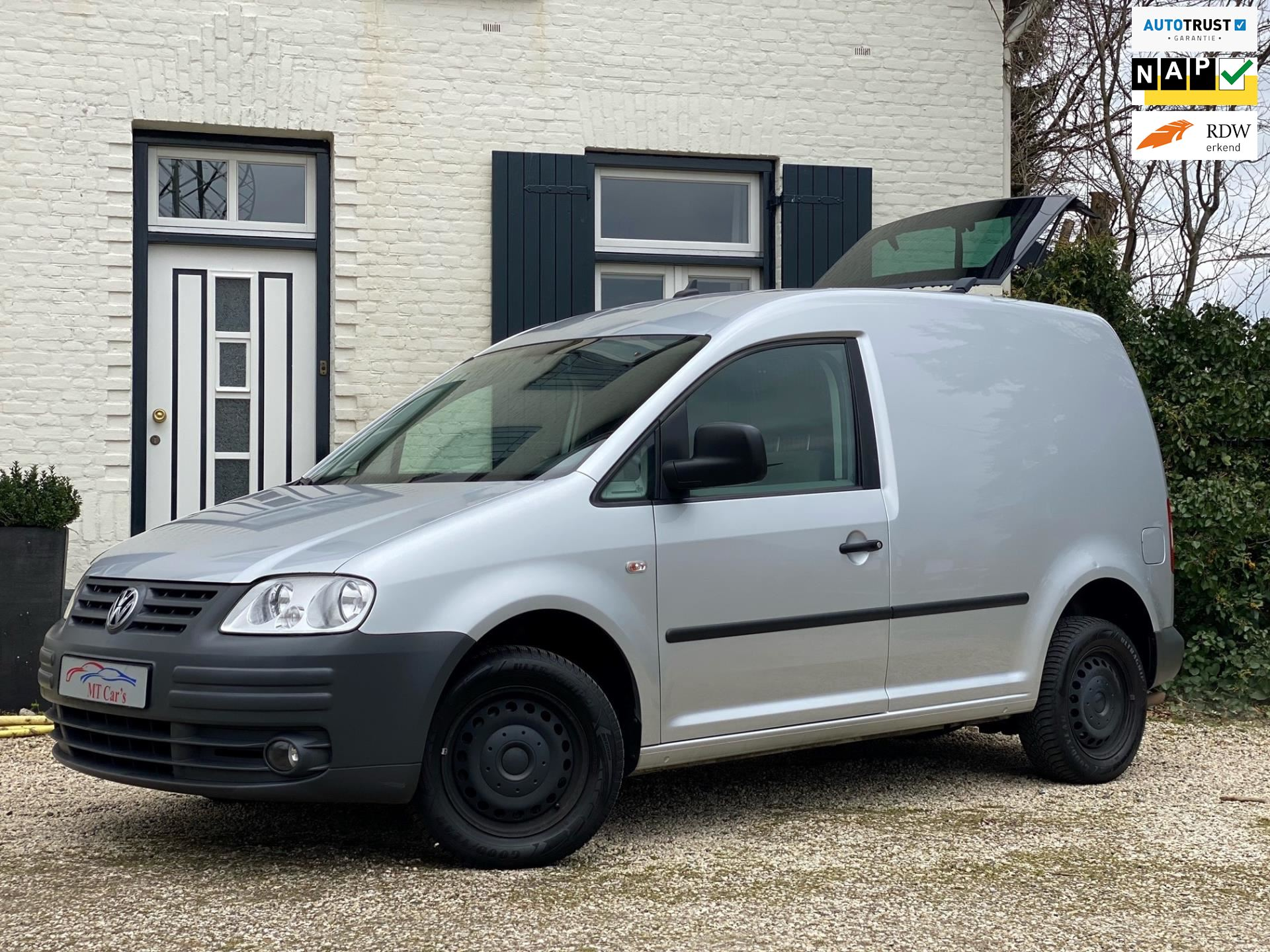 Volkswagen Caddy occasion - M.T.  Cars & Carcleaningcenter