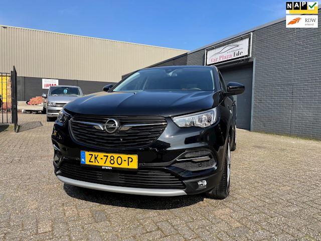 Opel Grandland X 1.2 Turbo Innovation Camera Clima Cruise Navi Keyless LM-Wielen APK NAP.