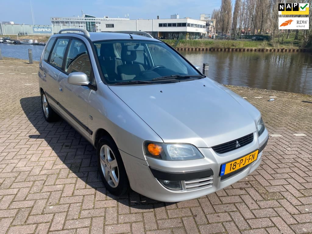 Mitsubishi Space Star occasion - ML Cars - 's-Hertogenbosch