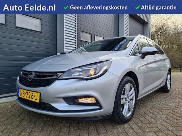 Opel Astra Sports Tourer 1.4 150PK Station Innovation + Trekhaak 1400KG + Navi IntelliLink + Camera + Clima + Cruise!