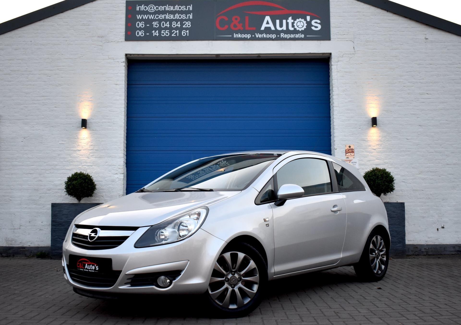 Opel Corsa occasion - C&L Auto's