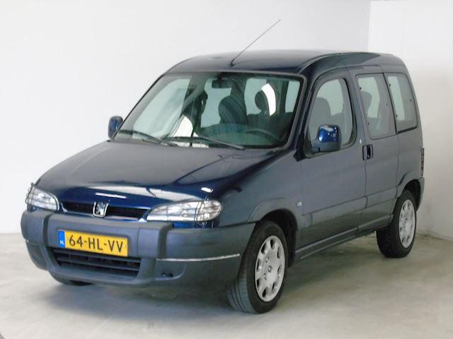 Peugeot Partner MPV 1.6-16V VTC