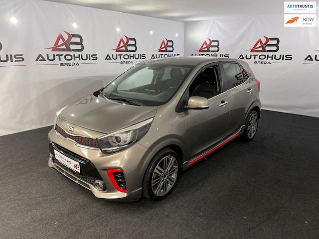Kia Picanto 1.0 GT LINE,Airco,Camera,Nacvi,Elekramen,PDC FULL OPTION