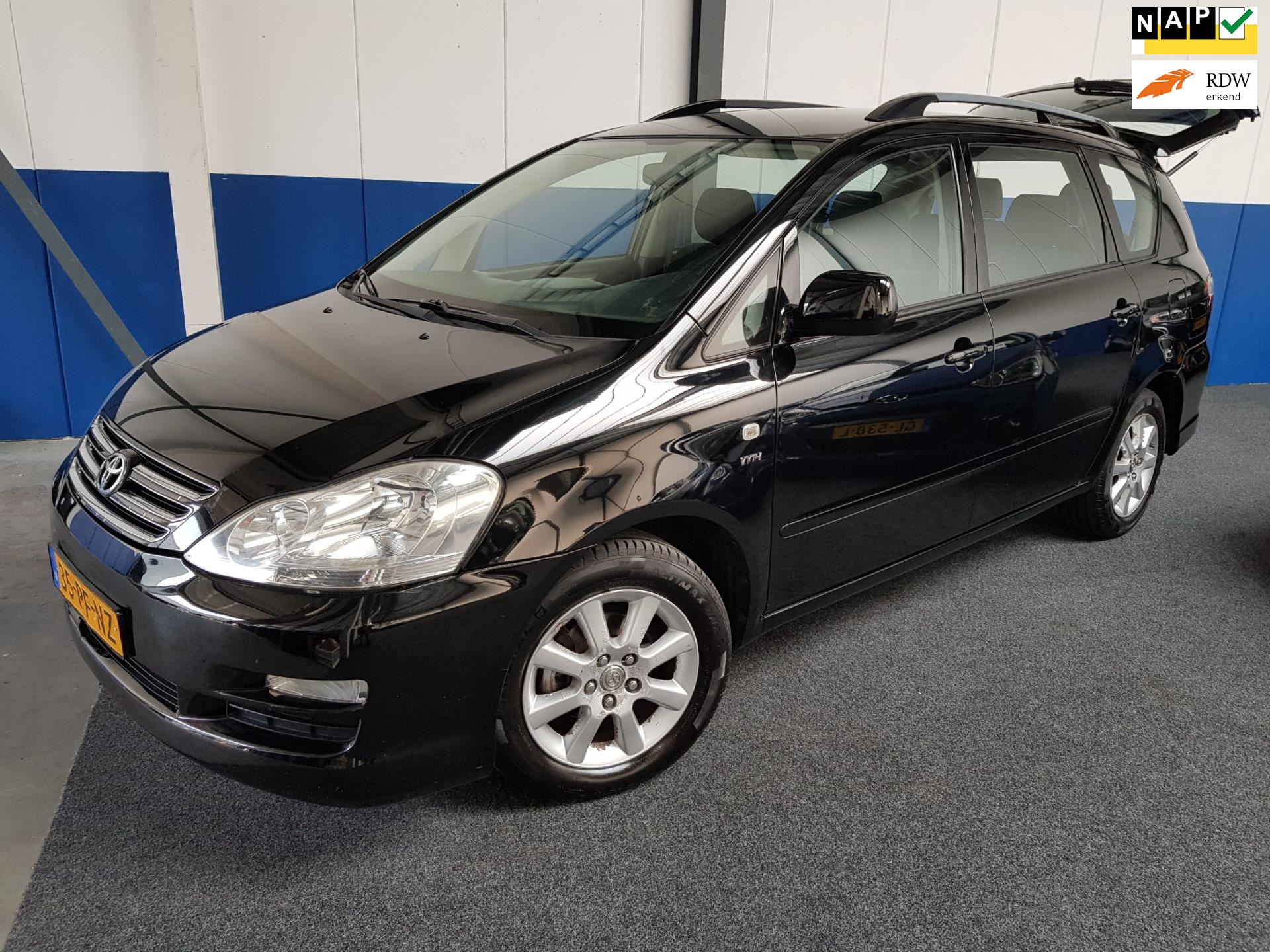 Toyota Avensis Verso occasion - B.Z. Auto's &Campers
