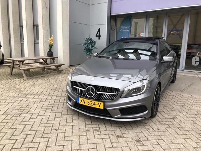 Mercedes-Benz A-klasse occasion - Autobedrijf R. Versteeg