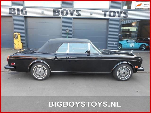 Rolls-Royce Corniche ll occasion - Big Boys Toys B.V.