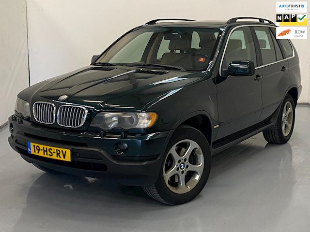 BMW X5 4.4i Executive / Leder / Schuifdak / Youngtimer