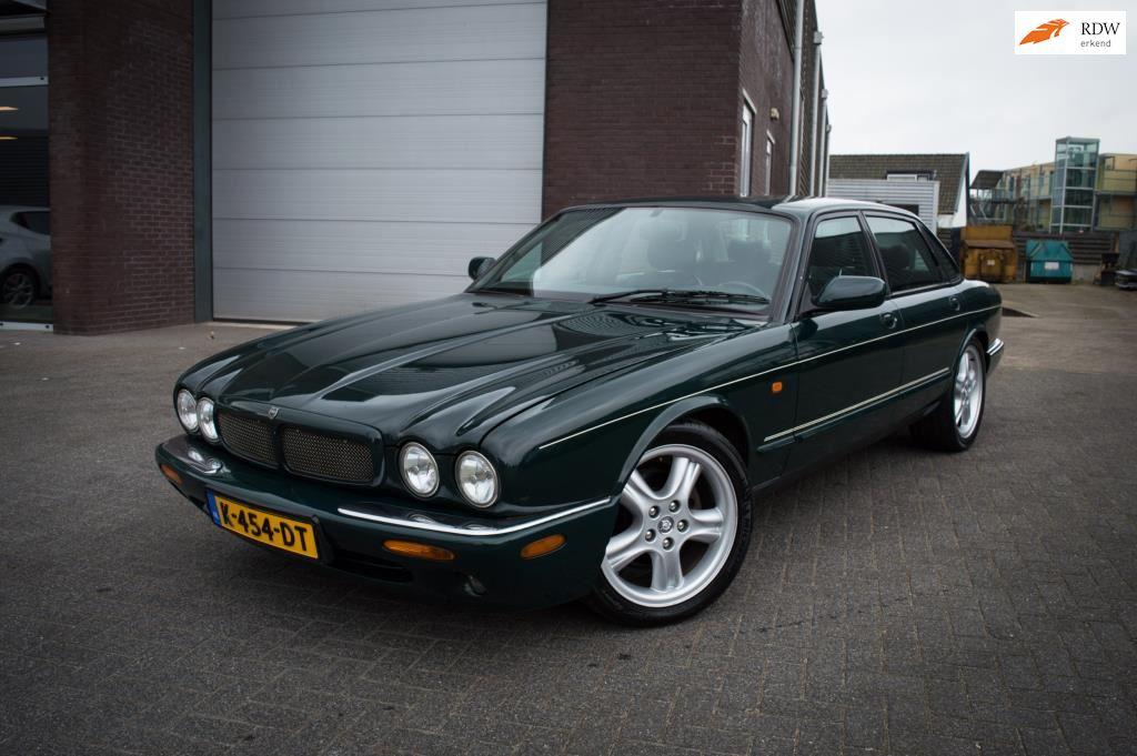Jaguar XJR occasion - Autobedrijf Helderman