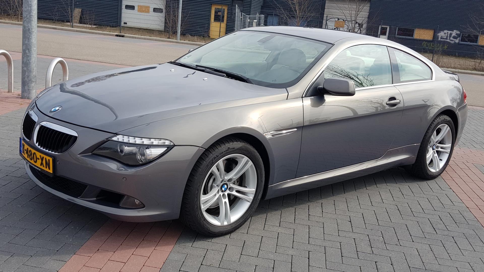 BMW 6ER REIHE occasion - Autobedrijf R. Walhof