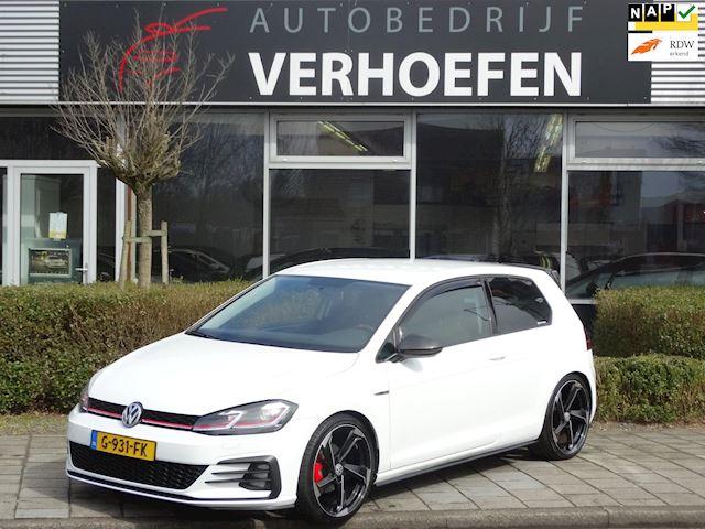 Volkswagen Golf   TSI - GTI LINE - CARBON - FACE LIFT - STOEL VERW - AIRCO - GARANTIE !!