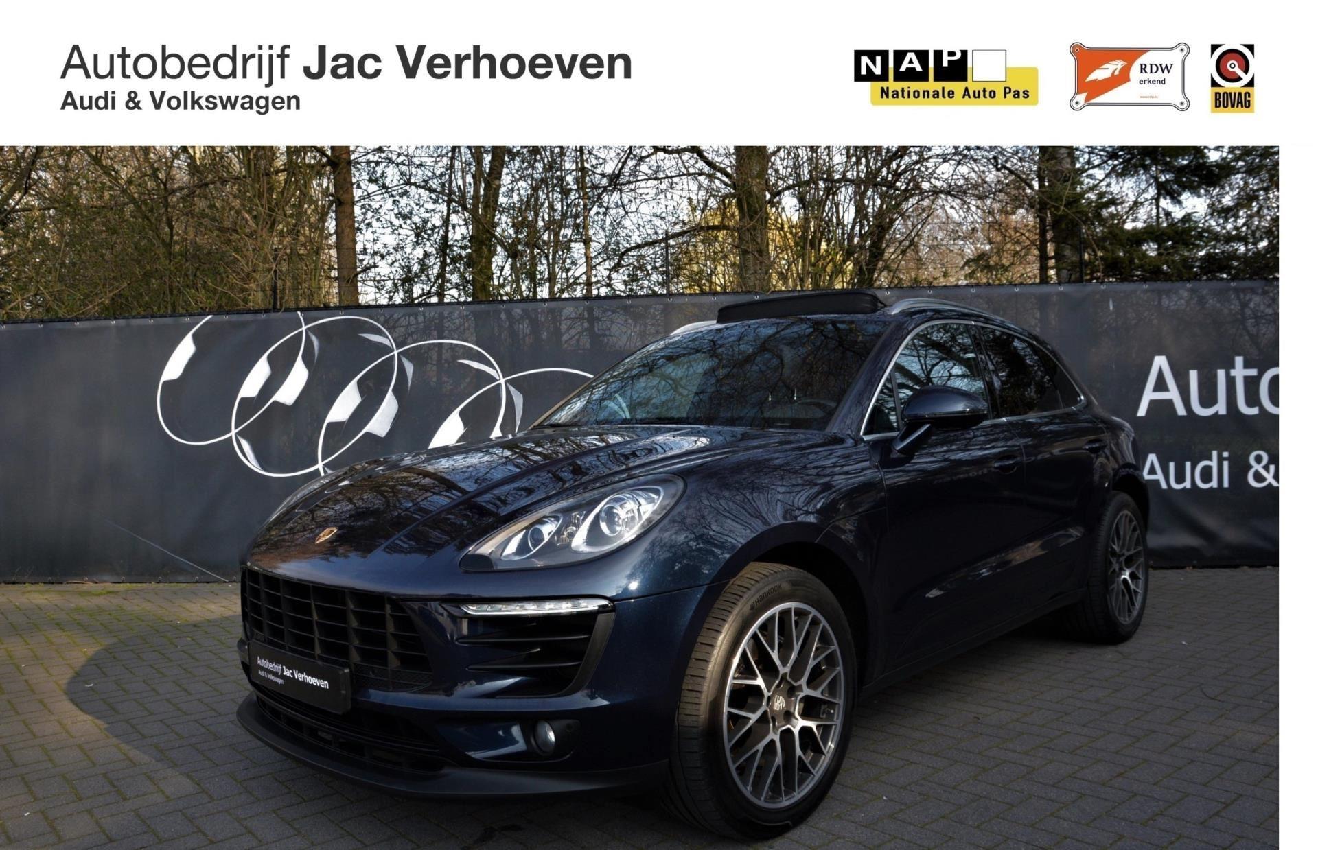 Porsche Macan occasion - Autobedrijf Jac Verhoeven