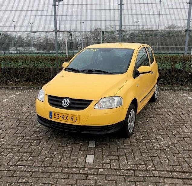 Volkswagen Fox occasion - Fes Tuning