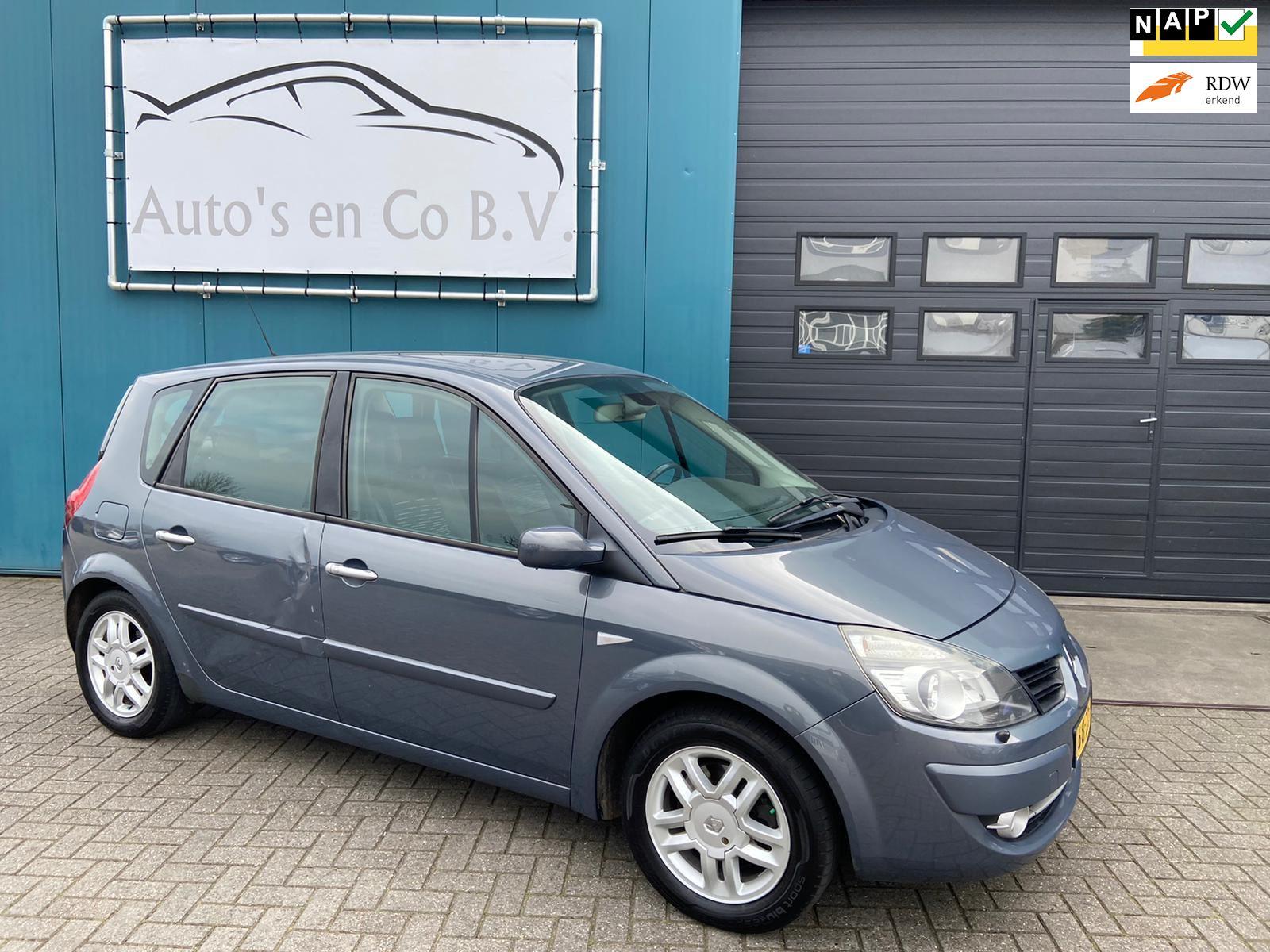 Renault Scénic occasion - Auto's en Co B.V.