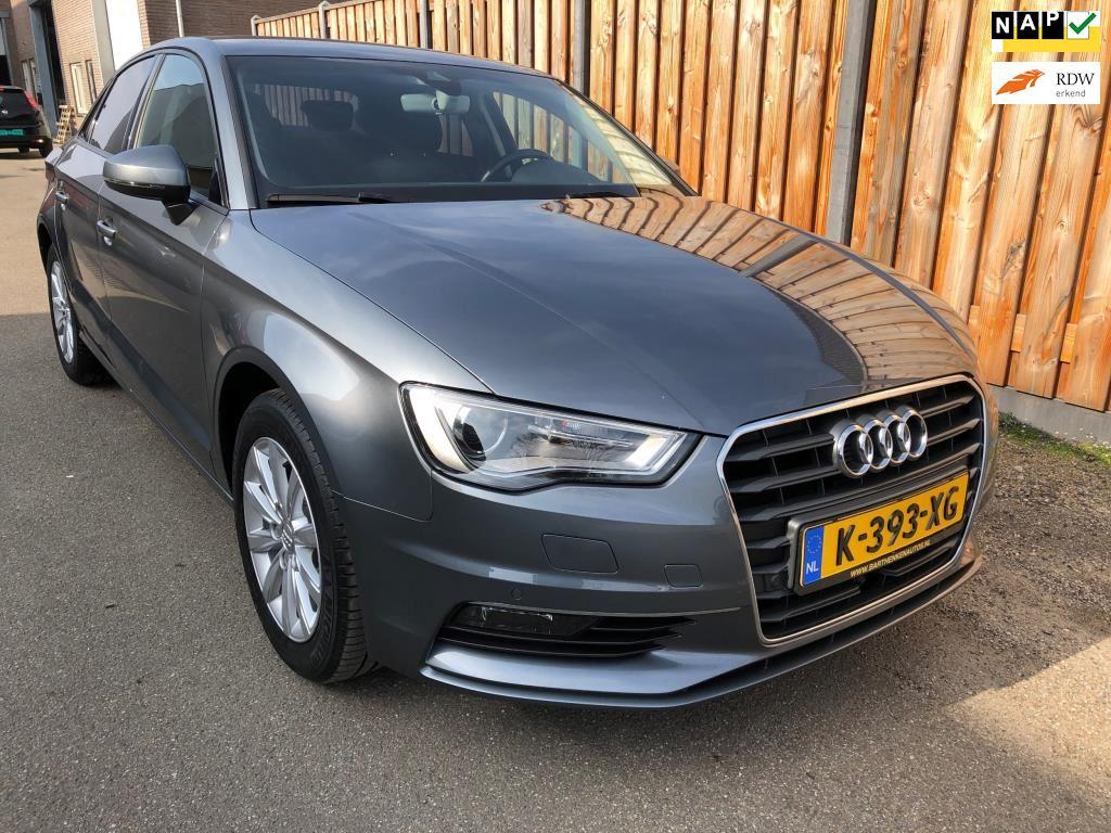 Audi A3 Limousine occasion - Bart Henken Auto's Veenendaal