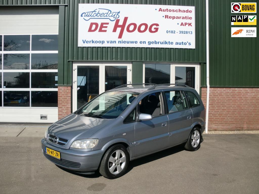 Opel Zafira occasion - Autobedrijf de Hoog
