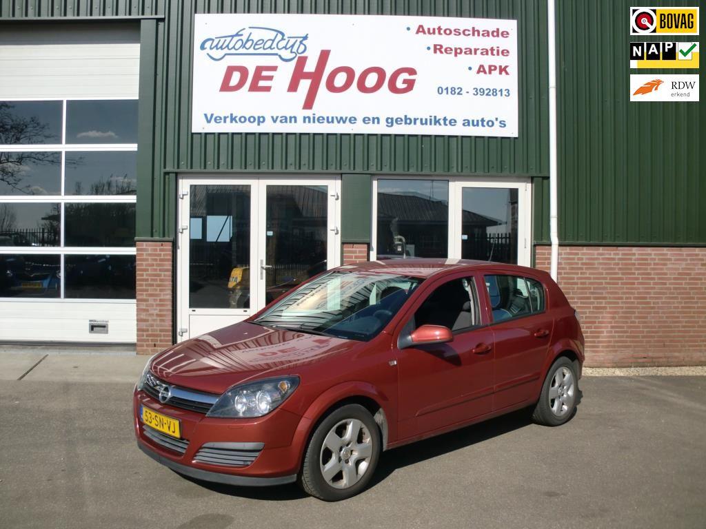 Opel Astra occasion - Autobedrijf de Hoog