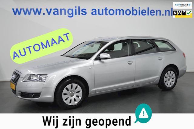 Audi A6 Avant occasion - Van Gils Automobielen B.V.