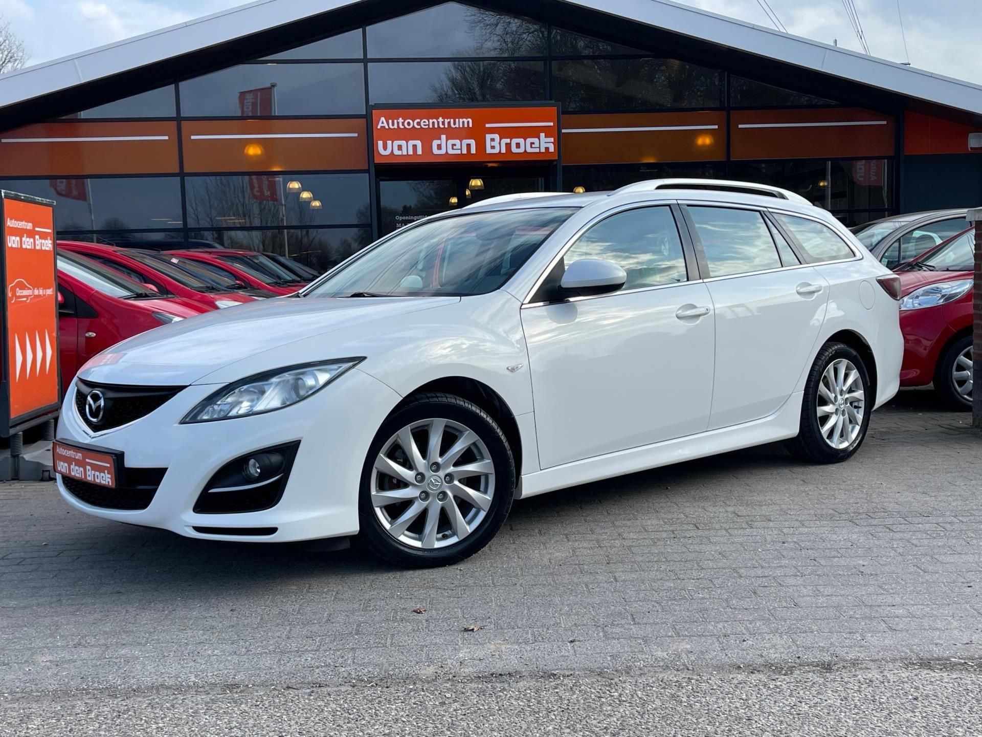 Mazda 6 Sportbreak occasion - AutoCentrum A. van Den Broek