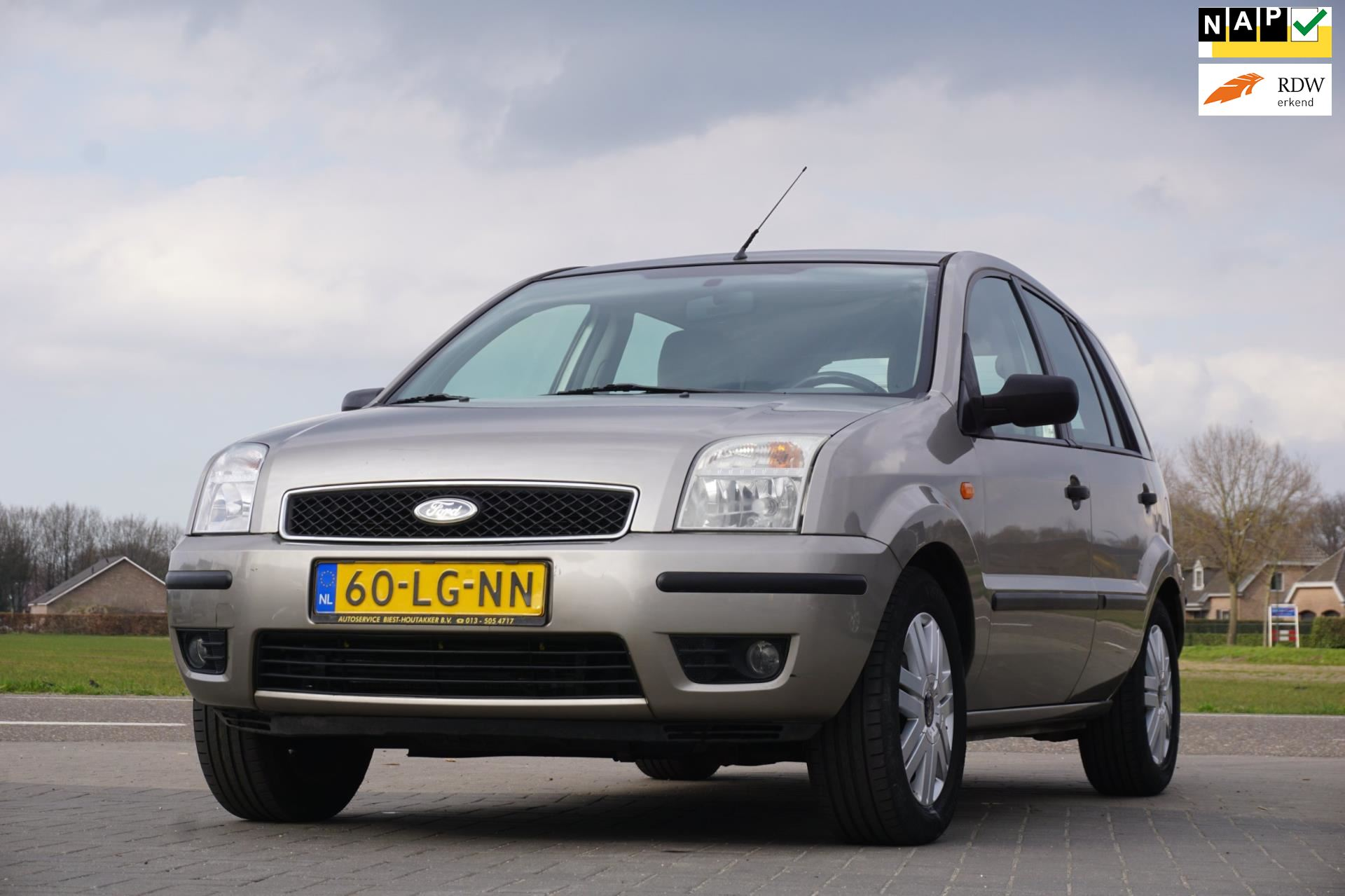Ford Fusion occasion - Autoservice Biest Houtakker