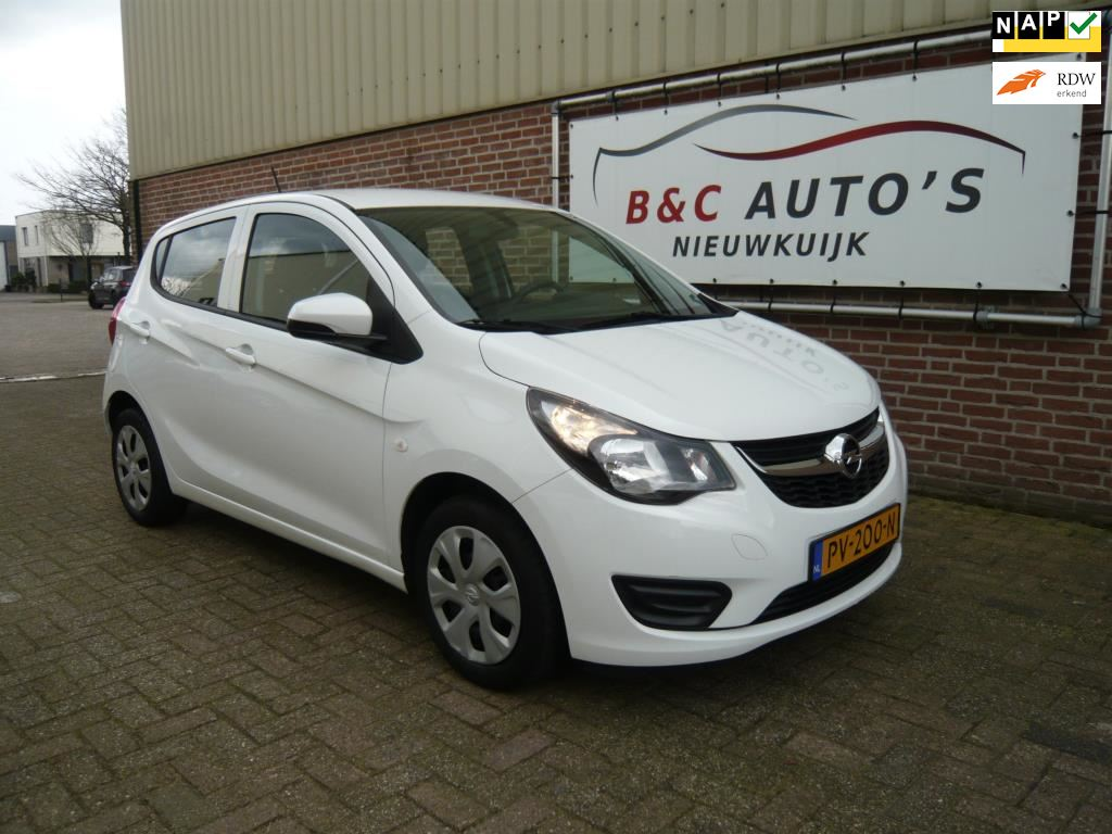 Opel KARL occasion - B&C Auto's