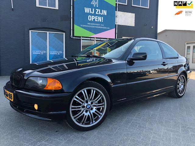 BMW 3-serie Coupé 318Ci Executive AUTOMAAT/APK 3-2022/CLIMA
