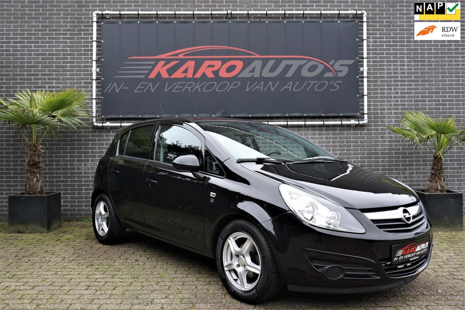 Opel Corsa occasion - KARO Auto's