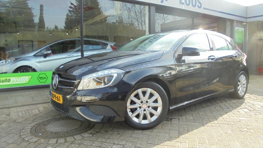 Mercedes-Benz A-klasse occasion - Bovag Autobedrijf Loos