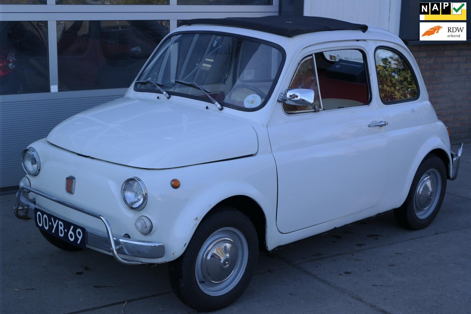 Fiat 500 occasion - Autobedrijf Boss