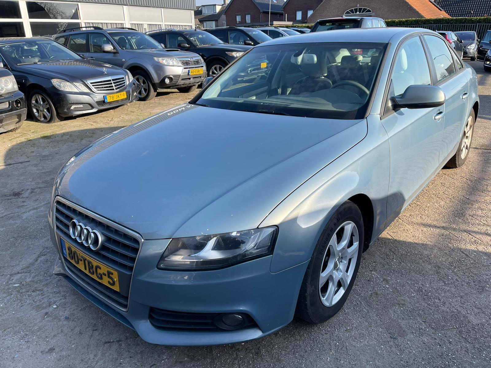 Audi A4 occasion - DDM Export B.V.