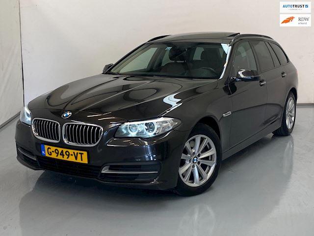 BMW 5-serie Touring 518d Exe / Facelift / Pano / Navi / HUD