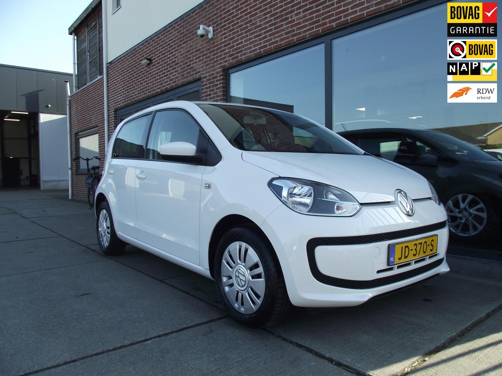 Volkswagen Up occasion - Autobedrijf de Kramer