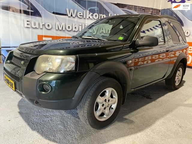 Land Rover Freelander Hardback occasion - Euro Mobility Amstelveen