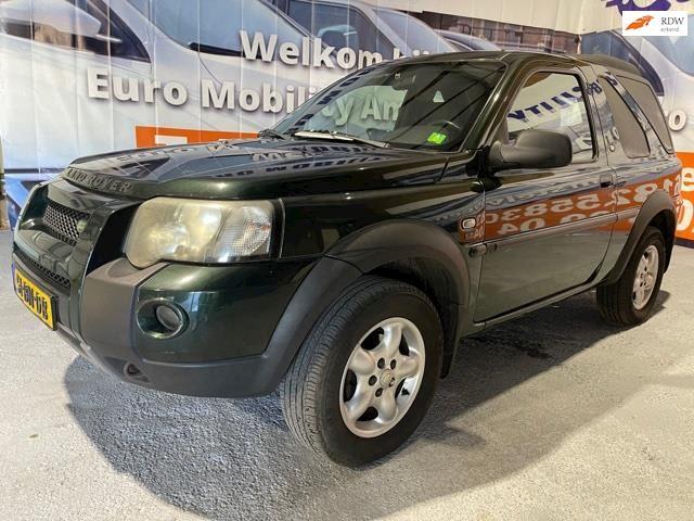 Land Rover Freelander Hardback 2.0 Td4 E APK NEW