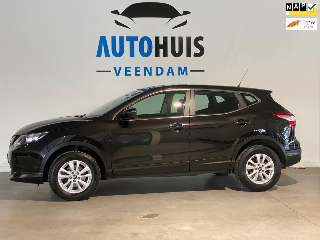 Nissan Qashqai occasion - Autohuis Veendam