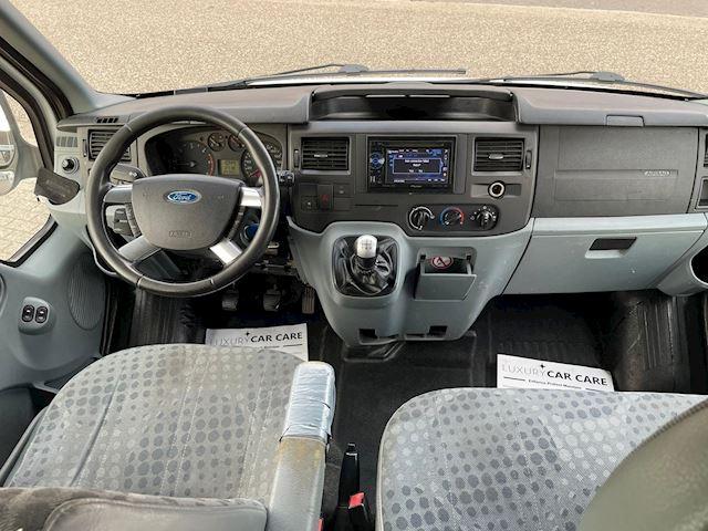 Ford Transit 300M 2.2 TDCI DC 6pers. 2XSCHUIFDEUR AIRCO MARGE ELECTR PAKKET LANG ETC