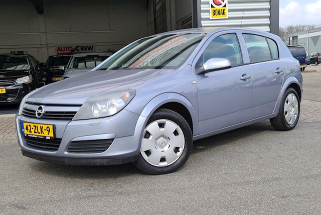 Opel Astra 1.6 Essentia AUTOMAAT/5 DRS/AIRCO