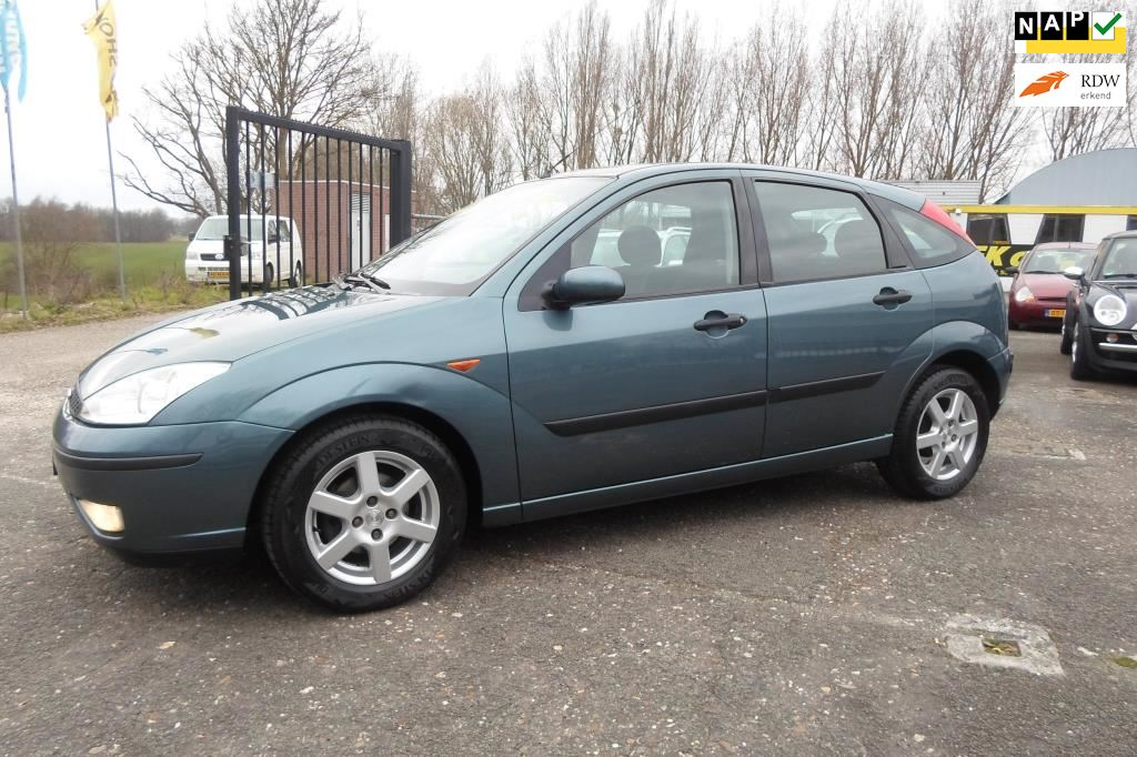 Ford Focus occasion - FK auto's