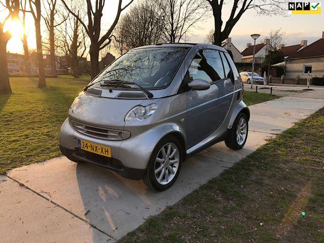 Smart Fortwo cabrio 0.7 passion