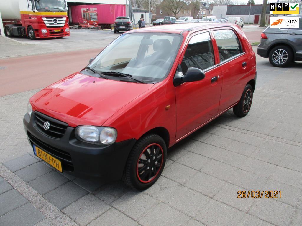 Suzuki Alto occasion - Autocentrum 2000