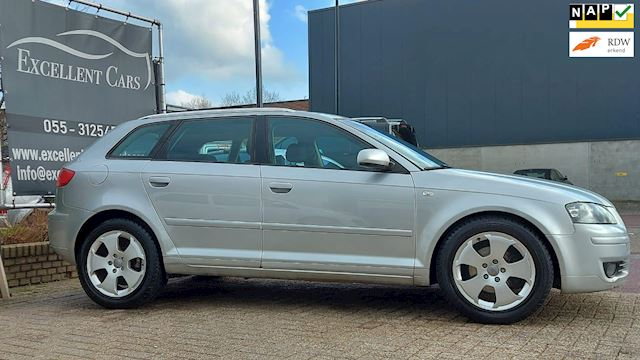 Audi A3 Sportback 2.0 FSI Attraction NAP