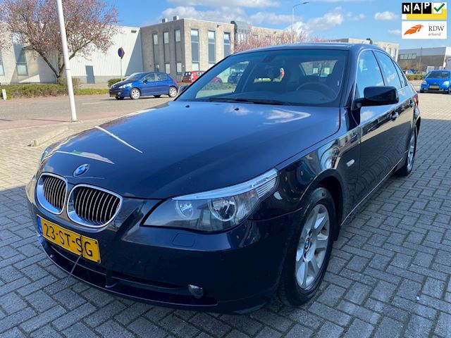 BMW 5-serie 523i Business Line Dealer onderhouden!