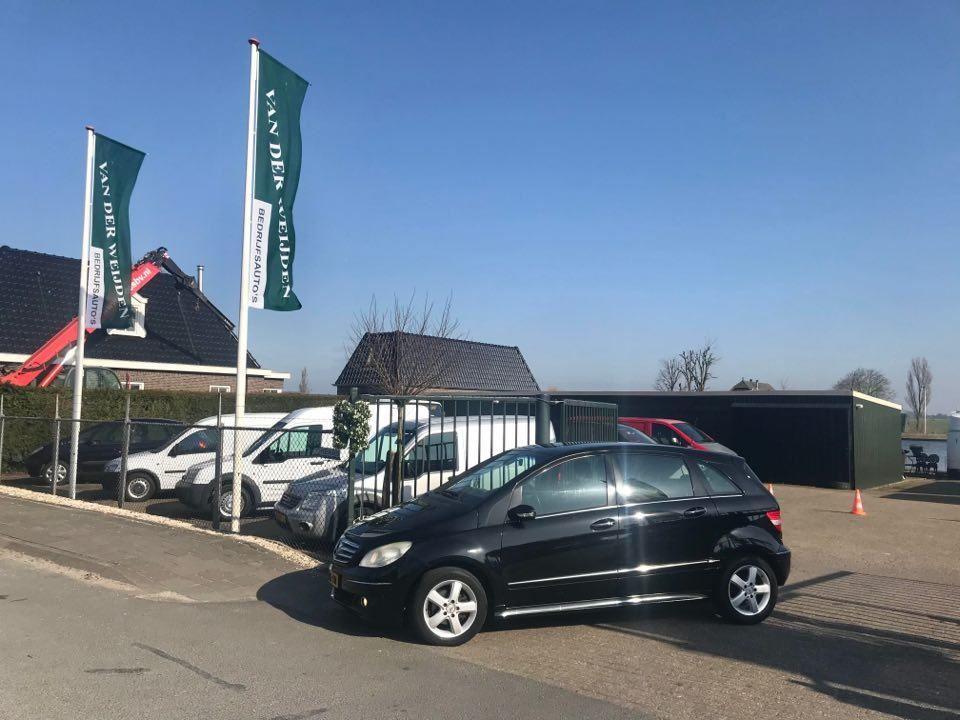 Mercedes-Benz B-klasse occasion - Van der Weijden Bedrijfsauto's