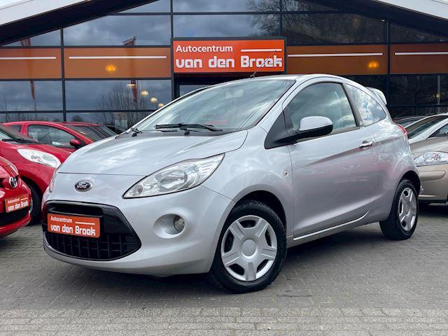 Ford Ka 1.2 Titanium Airco Elec Pakket Mistlampen AchterSpoiler Nieuwe Apk