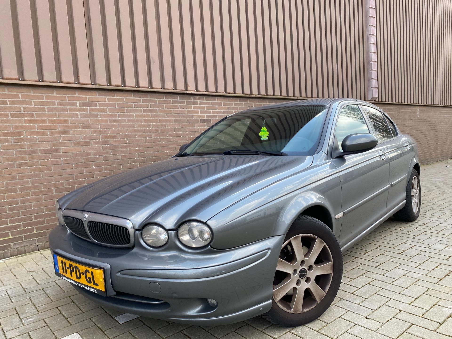 Jaguar X-type occasion - Auto op Afspraak