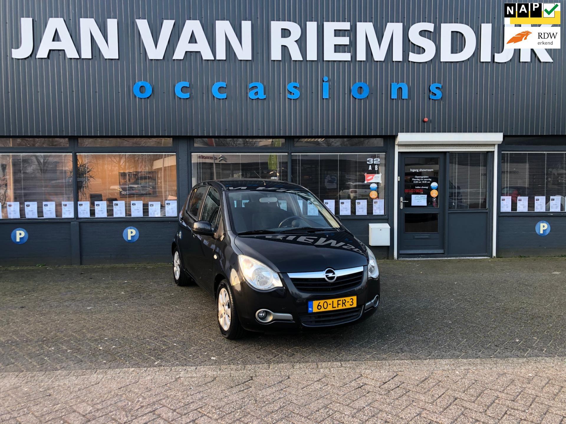 Opel Agila occasion - Autobedrijf Jan van Riemsdijk