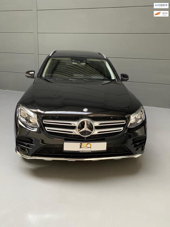 Mercedes-Benz GLC-klasse occasion - I Go Automotive