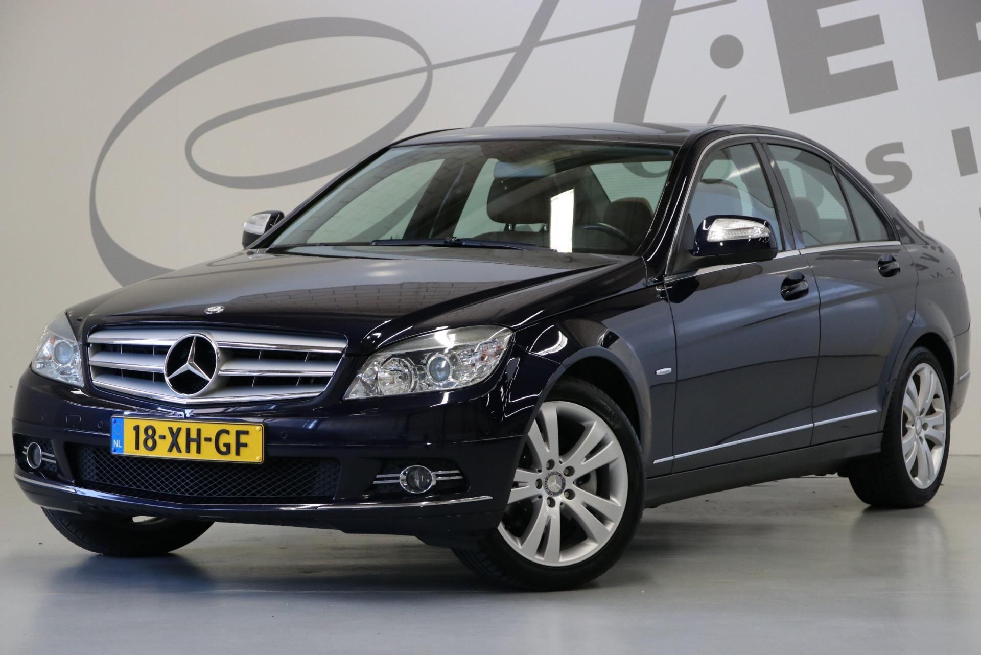 Mercedes-Benz C-klasse occasion - Aeen Exclusieve Automobielen
