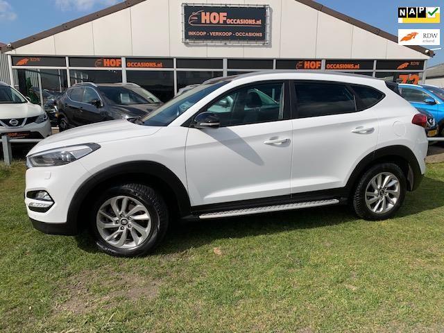 Hyundai Tucson occasion - Hof Occasions