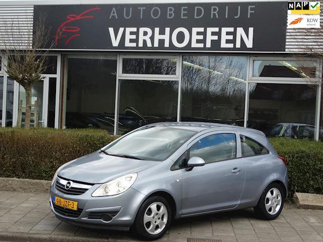 Opel Corsa 1.2-16V Selection - AUTOMAAT - APK SEPT 2021 - ELEKTR RAMEN/SPIEGELS -  LICHT METALEN VELGEN